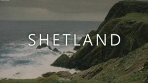 Fair use of copyrighted material in the context of Shetland (TV series)